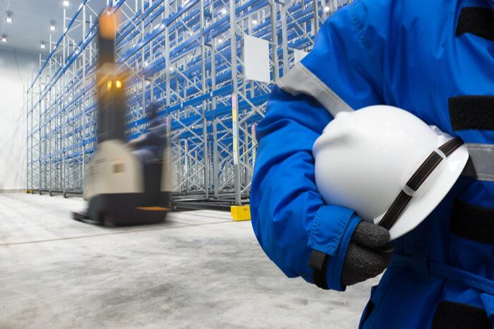 Logistik Newsflash Bghw Setzt Auf Arbeitssicherheit Deutsche Post