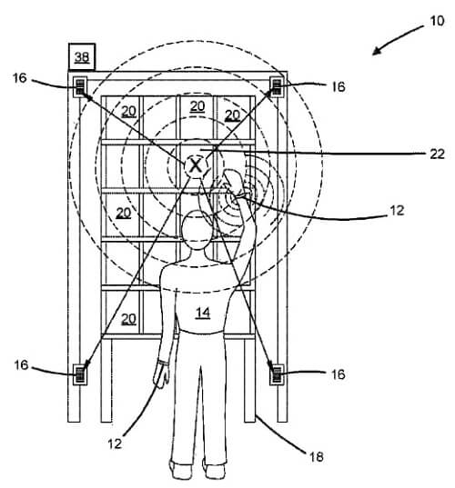 Amazon Patent für Wearable Armband