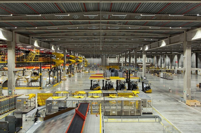 5fb16ae5097d30 DHL Express  Neues Drehkreuz in Brüssel eröffnet