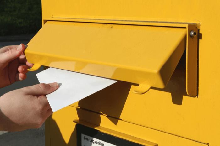 Portoerhöhung brief 2020