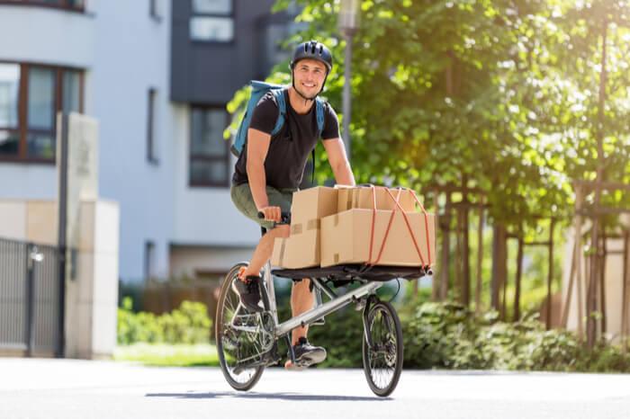 News-Bild Verkehrsministerium fördert Einsatz von Lastenrädern