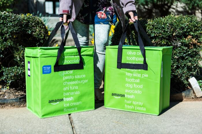News-Bild DHL will nicht mehr für Amazon Fresh liefern