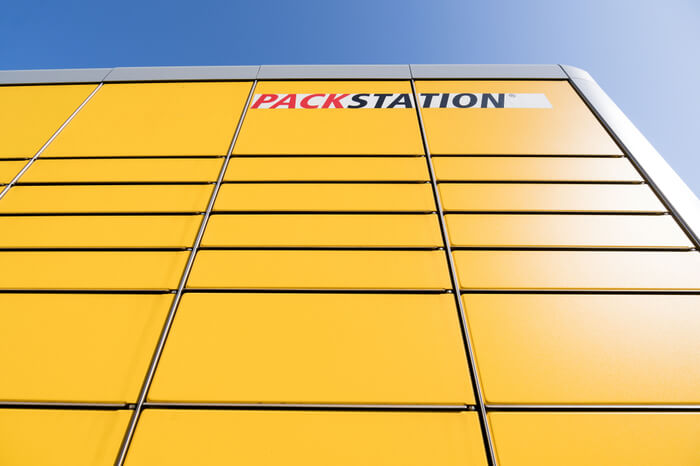 Packstation DHL