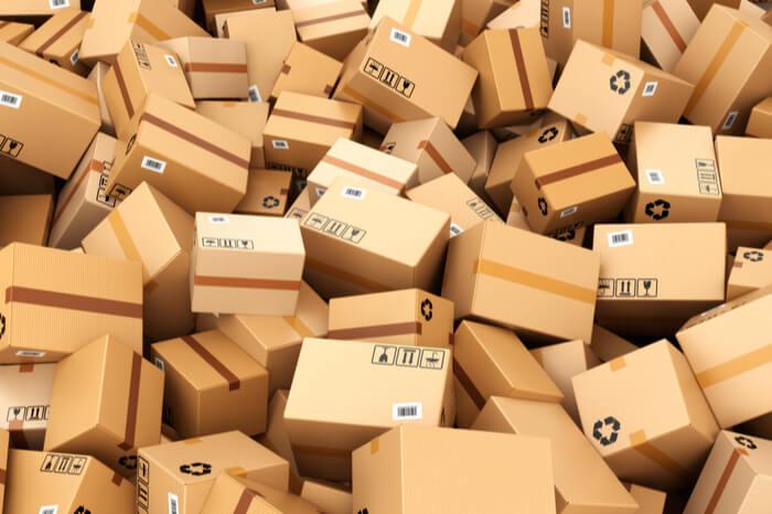 News-Bild Studie: 2760 Pakete in einer Sekunde