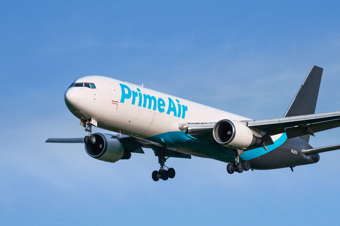 Amazon Prime Air Flugzeug