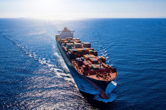 News-Bild Mehrzahl gefälschter Produkte kommt per Schiff aus China