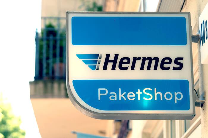 News-Bild Hermes baut Netzwerk an PaketShops weiter aus