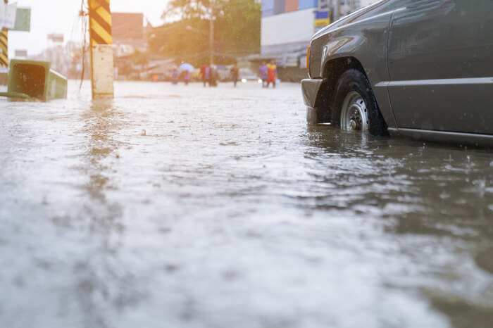 News-Bild Paketdienste: Weiterhin Einschränkungen durch Hochwasser