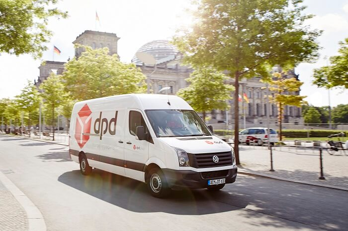 DPD Auto in Berlin