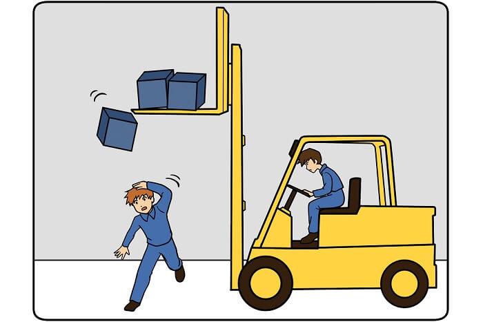 adventskalender f r logistiker oder wie man mit einem gabelstapler umgeht logistik watchblog. Black Bedroom Furniture Sets. Home Design Ideas