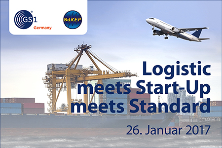 Logistic meets Start-Up meets Standard