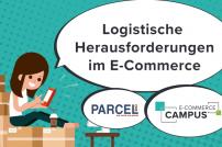 Illustration - Logistische Herausforderungen im E-Commerce