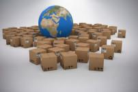 Pakete um Erde