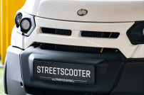StreetScooter Nummernschild