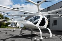 Lufttaxi von Volocopter
