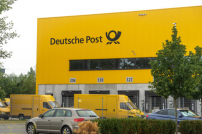 Deutsche Post Lager