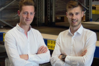 Expozed1-Gründer Timo Brink & Pascal Pohl (vlnr)