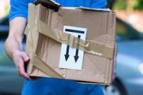 kaputtes Paket