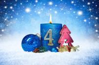 Kerze 4. Advent