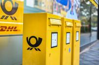 Briefkästen Deutsche Post