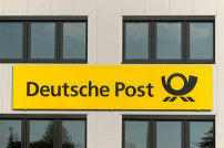 Filliale der Deutschen Post