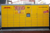7000. Packstation DHL