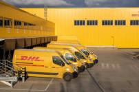 DHL Standort