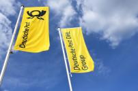 Fahnen Deutsche Post DHL Group