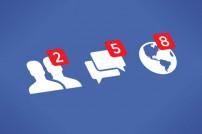 Facebook Benachrichtigungen