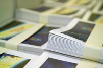 Print Broschüren Versand