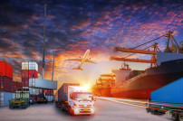 Logistik verschiedene Sparten