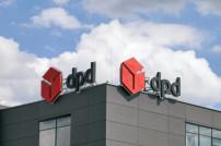 DPD-Logo Gebäude