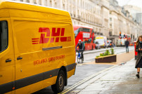 DHL Auto in London