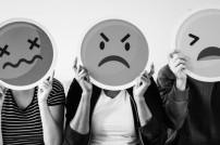 Verärgerte Kunden Emoji