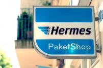 PaketShop des Logistikers Hermes