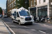 Ford-Lieferwagen autonom