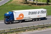 Trans-o-flex Lkw