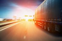 Lkw Güterverkehr Logistik