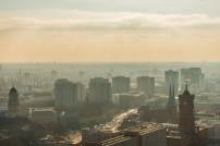 Smog über Berlin