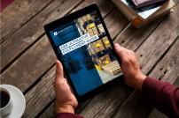 Der ultimative Fulfillment-Guide auf einem Tablet