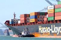 Containerfrachter Hapag Lloyd