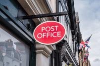 Post Office Logo Filiale