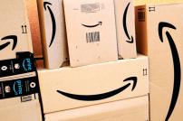 Amazon Paketstapel