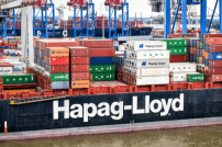 Containerschiff Hapag Lloyd