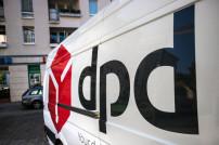 DPD-Fahrzeug