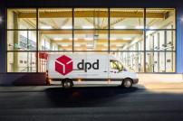 DPD Fahrzeug