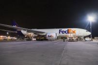 FedEx Express Flugzeug