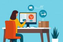 Online-Shopping und Versand