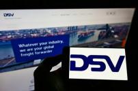 DSV Logo auf Smartphone und Webseite
