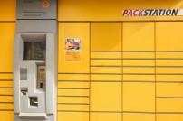 Packstation der Deutschen Post DHL